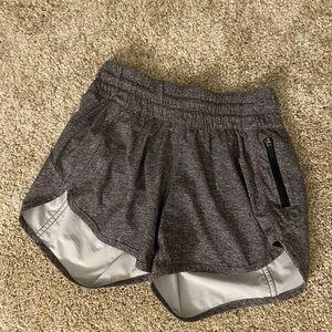 Grey Tracker V Shorts Lululemon
